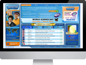 Mathletics: e-learning