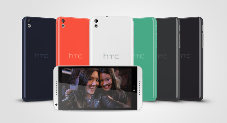 HTC Desire 816 launched at Mobile World Congress MWC 2014 with optional NFC