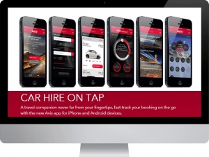 AVIS: Car Hire on Tap