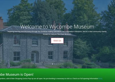 wycombe museum website